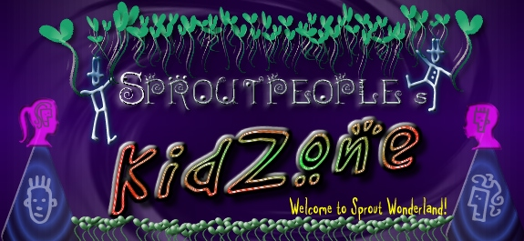 Kidz Zone: Sprouting for Kids